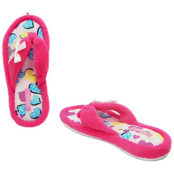 Vecceli Women's Flip-flop Style Slippers