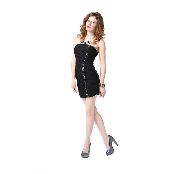 Women's Sara Boo Ruffle Strapless Dress