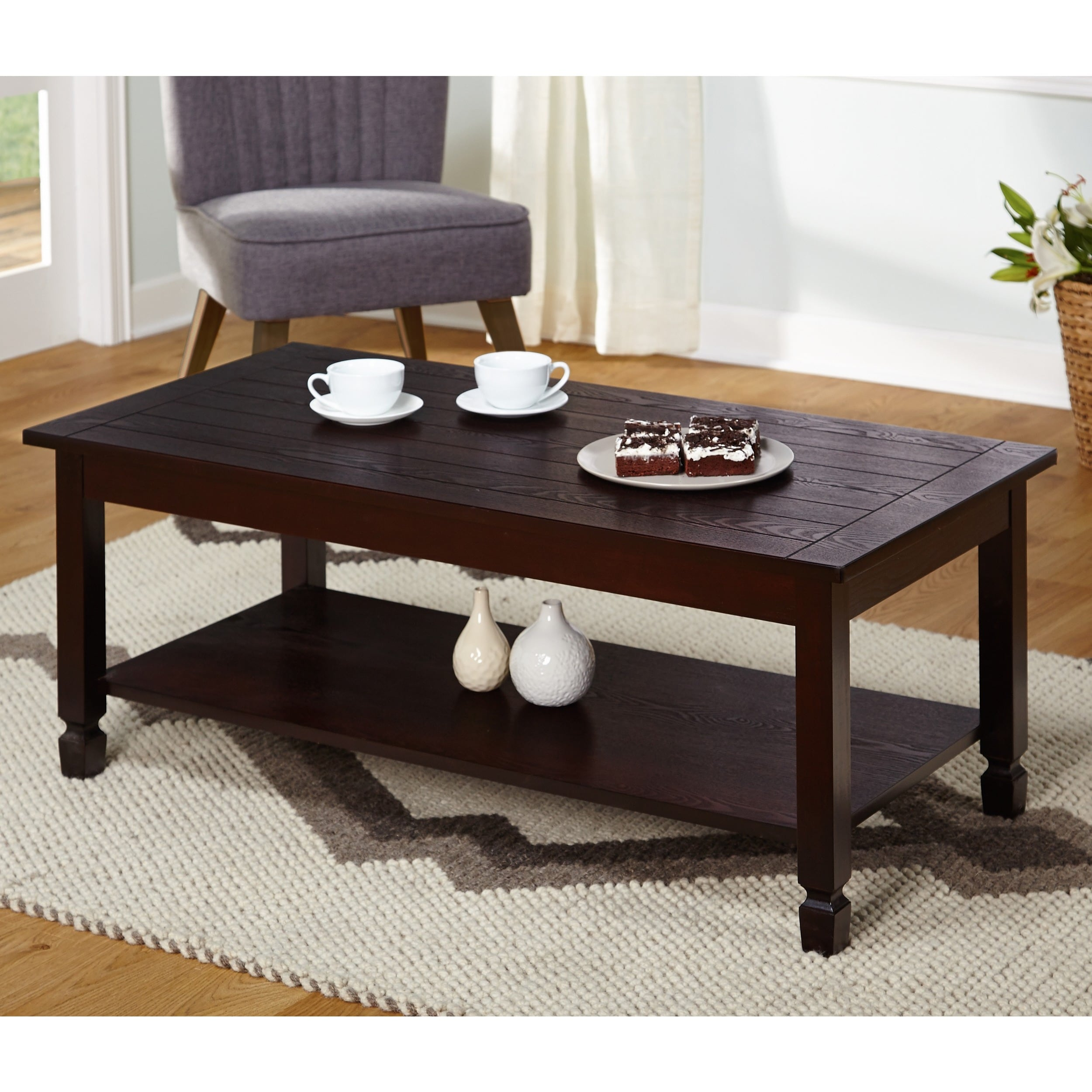 Modern Storage Coffee Table 2500 x 2500