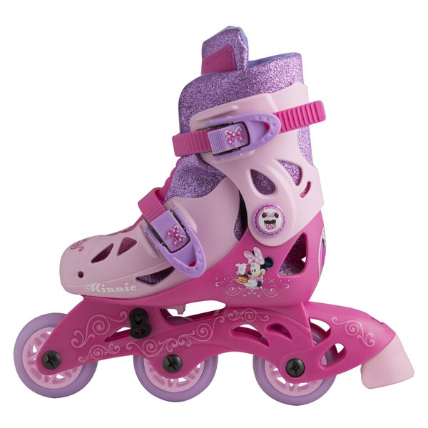 Disney Minnie Mouse Convertible Kids Roller Skates
