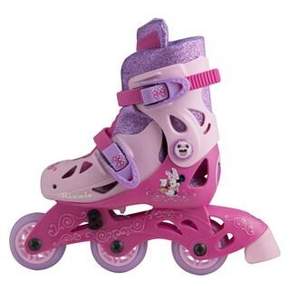 Disney Minnie Mouse Convertible Kids Roller Skates