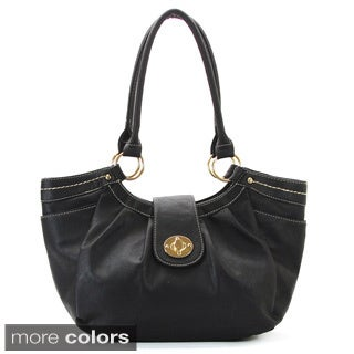 Royal Lizzy Couture Trône Shoulder Tote
