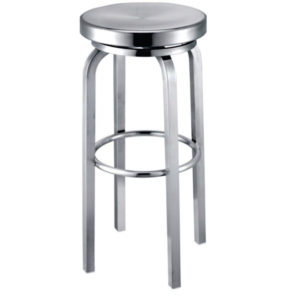 Navy Counter Stool