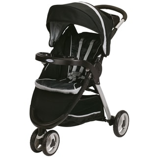 Graco FastAction Fold Sport Click Connect Stroller in Gotham