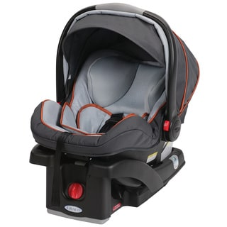 Graco SnugRide Click Connect 35 LX Infant Car Seat in Alloy