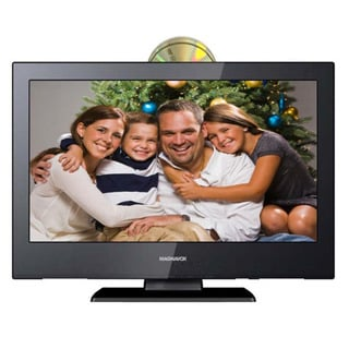 Magnavox 22MD311B/F7 22-inch 720p LCD HDTV with Built-in DVD Player (Refurbished)