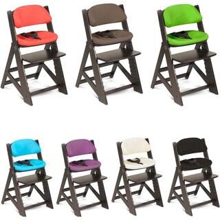 Height Right Children's Espresso Chair