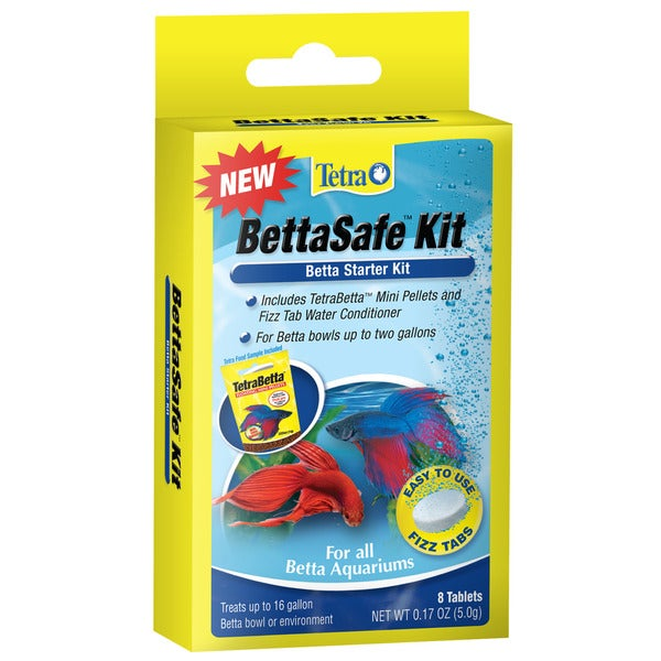 Tetra Bettasafe Kit 8 tablets