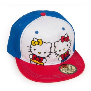 Hello Kitty Sports 40th Anniversary Sisters Street Hat