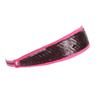 Hello Kitty Sports Black Glitter Headband