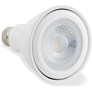 Verbatim Contour Series High CRI PAR30 3000K, 800lm LED Lamp with 25-