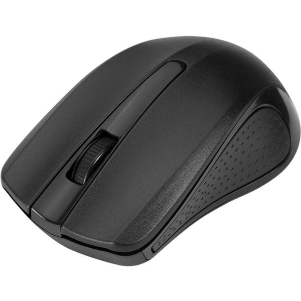 SIIG 2.4GHz Wireless Optical Mouse - Black