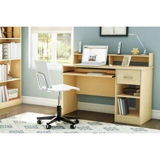 Axess Natural Maple Desk