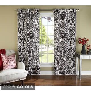 York 84-inch Curtain Panel Pair