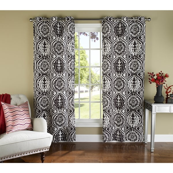 York 84-inch Curtain Panel Pair