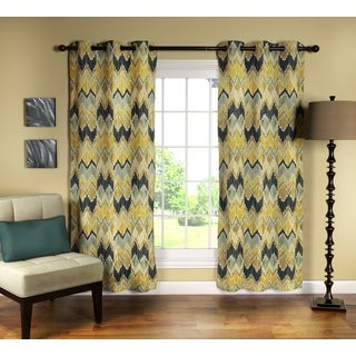 Zyphen 84-inch Curtain Panel Pair