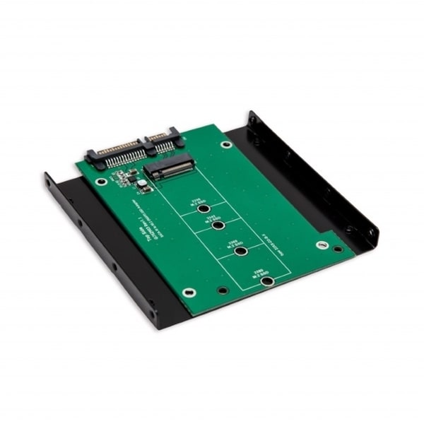 Syba 3.5-inch Mount M.2 SSD Slot To SATA III Port Adapter