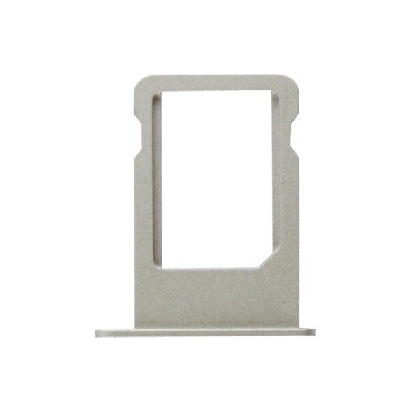 INSTEN White Nano SIM Card Tray Holder Slot Replacement Part For Apple iPhone 5S/ 5