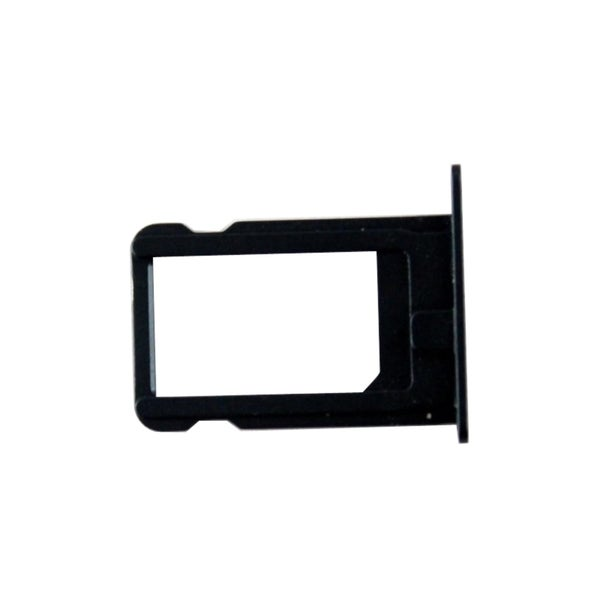 INSTEN Black Nano SIM Card Tray Holder Slot Replacement Part For Apple iPhone 5S/ 5