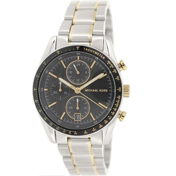 Michael Kors Men's MK8368 Accelerator Stainless Steel Watch