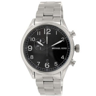 Michael Kors Men's MK7066 'Hangar' Stainless Steel Watch