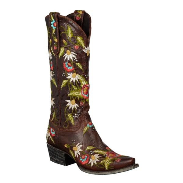 Lane Boots 'Summer Bounty' Women's Cowboy Boots