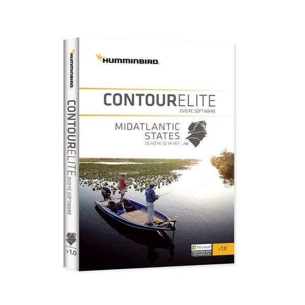 Humminbird Lakemaster Contour Elite Software