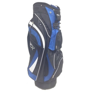 TiTech TourLite DCX 14.7 Golf Cart Bag with External Putter Port