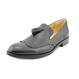 J.D.Fisk Men's 'Alfie' Leather Dress Shoes