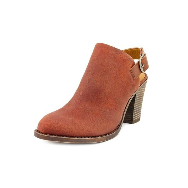 Lucky Brand Women's 'Emery' Leather Boots