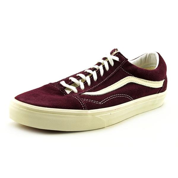 Vans Men's 'Old Skool' Regular Suede Athletic Shoe