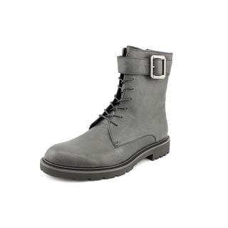 Calvin Klein Jeans Men's 'Axel' Leather Boots