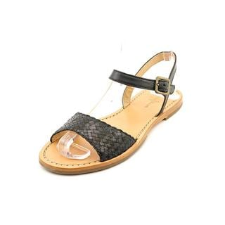 Cole Haan Women's 'Reed Woven Sandal' Leather Sandals