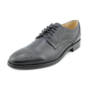 J.D.Fisk Men's 'Gilby' Leather Dress Shoes