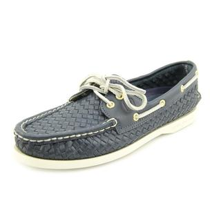 Sperry Top Sider Women's 'A/O Woven' Leather Casual Shoes