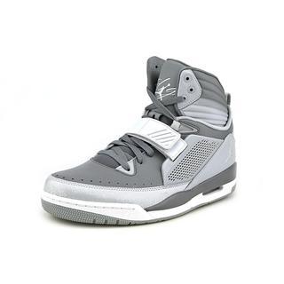 Nike Men's 'Jordan Flight 45' Leather Athletic Shoe