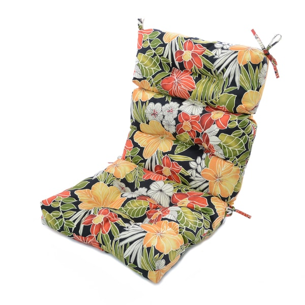 Outdoor High Back Aloha Chair Cushion