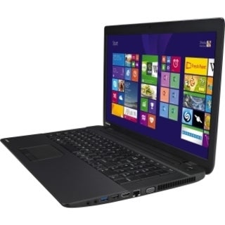 "Toshiba Satellite C75D-B7215 17.3"" LED (TruBrite) Notebook - AMD A-Se"