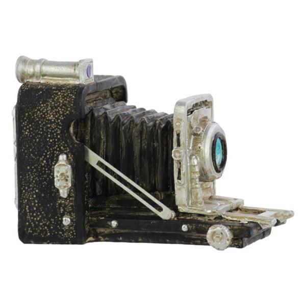 Black Resin Camera Graflex Speed Graphic