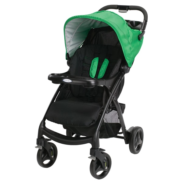 Graco Verb Click Connect Stroller in Fern