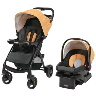 Graco Verb Click Connect Travel System in Sunshine