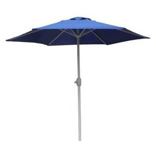 Fantasy Polyester Blueberry Patio Umbrella