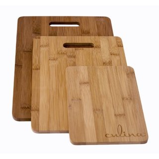 Culina Bamboo Cutting Board (Set of 3)
