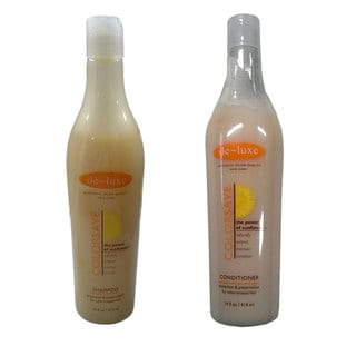De-luxe Colorsave for Color-Treated Hair Shampoo and Conditioner