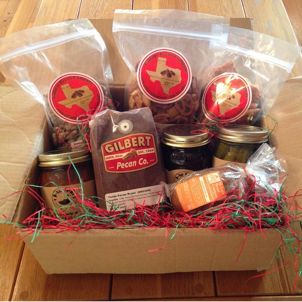 Denton Creek Farm Texas Gift Box (Local Delivery)