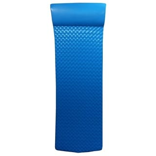 TRC Recreation Super Soft Bahama Blue Pool Float