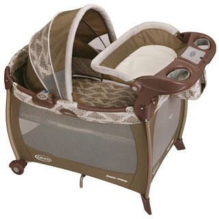 Graco Pack 'n Play Silhouette Playard in Farrow