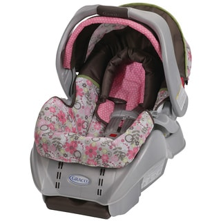 Graco SnugRide Classic Connect Infant Car Seat in Renee