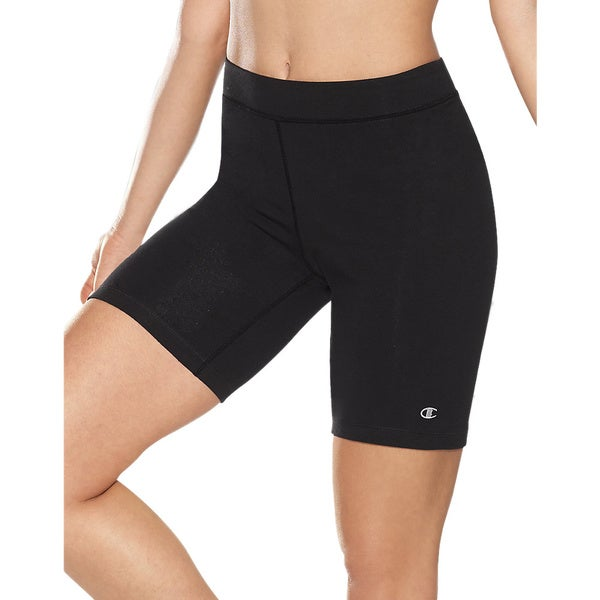 Women's Champion Fitness Bike Short Black