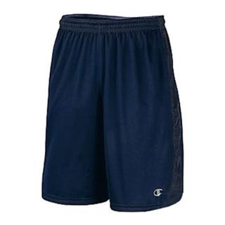 Men's Champion Vapor PowerTrain Knit Shorts Navy 14534292